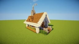 Modern House 02 - DiazzP Minecraft Map & Project