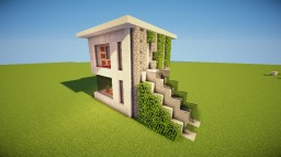 Modern House 03 - DiazzP Minecraft Map & Project