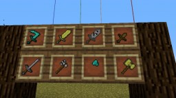 Swords Pack Minecraft Texture Pack