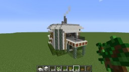 Modern House 04 - DiazzP Minecraft Map & Project
