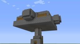 *AFK* Iron Farm Minecraft Map & Project