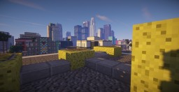 Los Angeles Map - Downtown Minecraft Map & Project