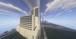 Marriott Hotel Minecraft Map & Project