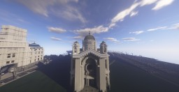 Cathedral of Saint Paul Minecraft Map & Project