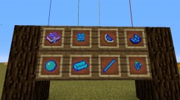 Blue Craft Minecraft Texture Pack