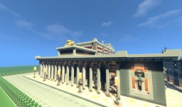 Imperial Art Gallery (With Download) Minecraft Map & Project