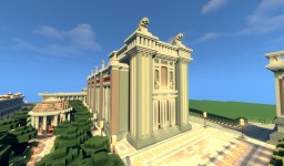 Imperial Library Minecraft Map & Project