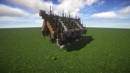 Small medieval house Minecraft Map & Project