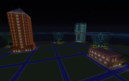 Minetropolis Minecraft Map & Project