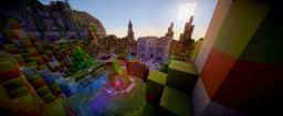 KingdomWars Lobby Built By (MissChikoo) Minecraft