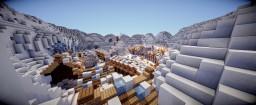 Frosty Fields Built By (Misschikoo, Extronix_, JohanJr_) Minecraft
