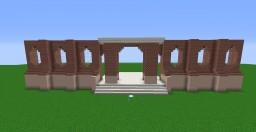 Wauxmarry School | A highschool map Minecraft Map & Project