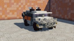 Kornet-D Tankdestroyer Minecraft