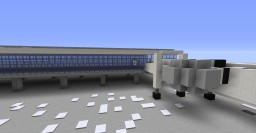 Newport Regional Airport Minecraft Map & Project