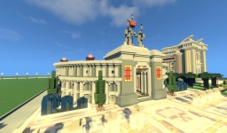 Stadion by Emperor_Lucas_I Minecraft Map & Project