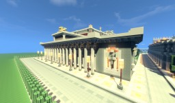Imperial Art Gallery Minecraft Map & Project
