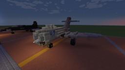 """MiG-15 """"Fagot"""" (Remake) Minecraft"""