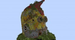 Remake - Head of the Iron Giant - By Magyar Minecraft