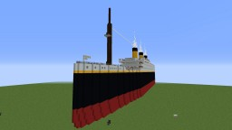 The RMS Titanic Minecraft Map & Project