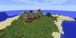 SelfBuilding Redstone House 1.12.2 Minecraft Map & Project