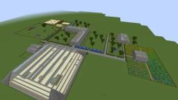 Missythemini's Horse Barn Minecraft Map & Project