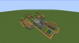 Mineo Kart by Born2Golf Minecraft Map & Project