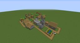 Mario Kart: Sprint Prix! Minecraft Map & Project