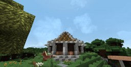 DB Diagonal Houses Minecraft Map & Project