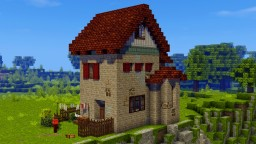 Amour de campagne - Cocricot ressource pack Minecraft Map & Project