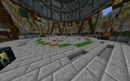 Spawn pentru ERA RPG Minecraft Map & Project