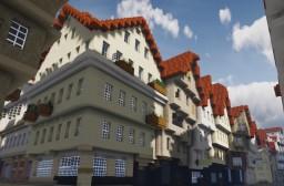Graben, Kassel, Germany Minecraft Map & Project