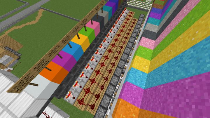 Popular Blog : Redstone Minecraft Printer