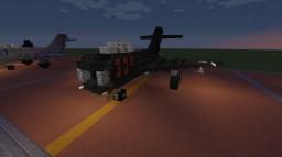 "MiG-17 ""Fresco"" Minecraft"