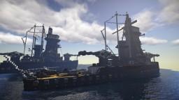 Admiral Graf Spee Minecraft Map & Project