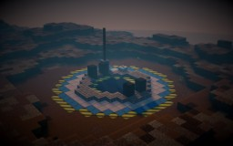 Nuclear Fallout + Includes a underground VAULT Minecraft Map & Project