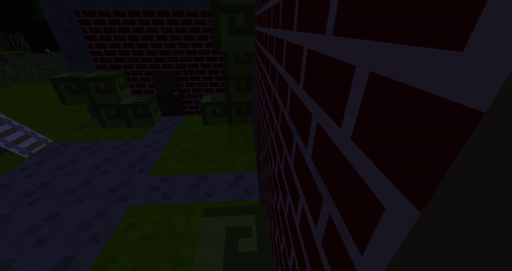 With nice simple textures!