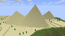 Egyptian Quest Minecraft Map & Project