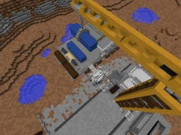 Industrial zone Minecraft Map & Project