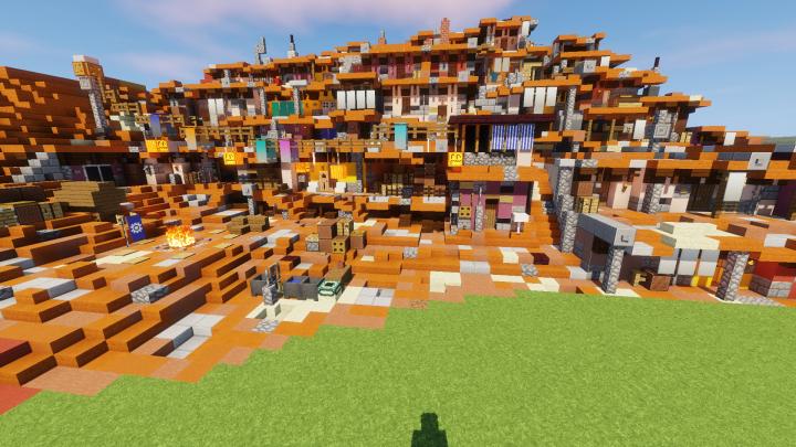 Popular Project : Slum Area