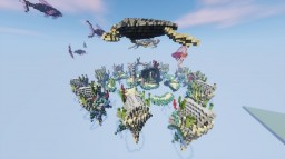 Sea Sanctuary - Skywars Map Minecraft Map & Project