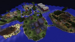 Fortnite Map; Mapa de Fortnite Minecraft Map & Project