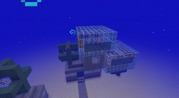 Ocean ruin town Minecraft Map & Project