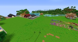 Dragon World Minecraft Map & Project