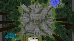 temple PVP arena Minecraft Map & Project