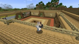 SikoSurvival Spawnpoint Minecraft Map & Project