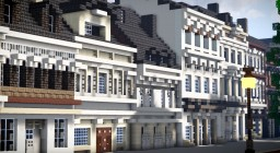 Dionysiusplatz, Krefeld, Germany Minecraft Map & Project