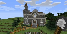 Timeline Mansion Minecraft Map & Project