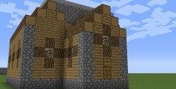 The Rusty Flask Minecraft Map & Project