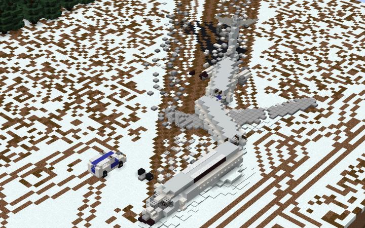 Popular Project : Scandinavian Airlines Flight 751