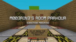 M003RIN3's PARKOUR!(specially for PrestonPlayz) Minecraft Map & Project